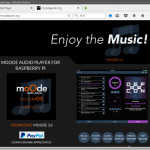 Raspberry Pi Moode Audio Playerを使ってみる
