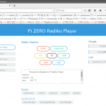 Raspberry Pi ZeroにRadiko Playerを導入する