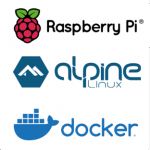 Raspberry Pi 2 Alpine Linux(3.8.1) - TEST